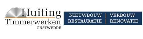 Logo huiting timmerwerken